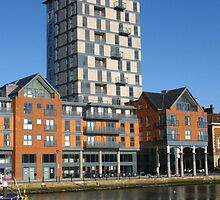 Appartments, Ipswich Waterfront by wiggyofipswich