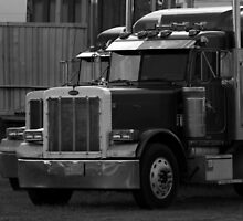 Truckers by LPphotography