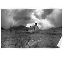 Athnamulloch bothy Poster