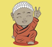 Little Buddha by Nirina