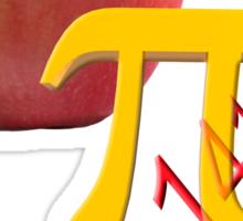 Apple pie Sticker