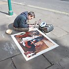 Street Artist by Kevin Bailey