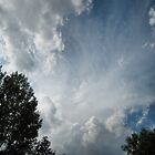 North Dakota Sky by Elizabeth Bennefeld
