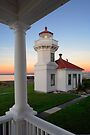 Mukilteo Beacon by Inge Johnsson