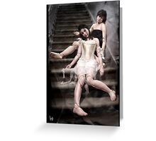 Gothic Photography Series 113 Greeting Card