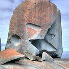 Remarkable Rocks, Kangaroo Island, South Australia (HDR) by Adrian Paul