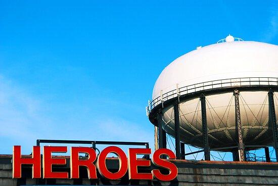 Heroes by Eva C. Crawford