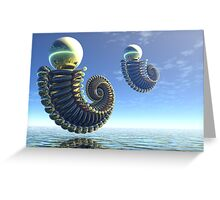 Pearl keepers -3 Greeting Card