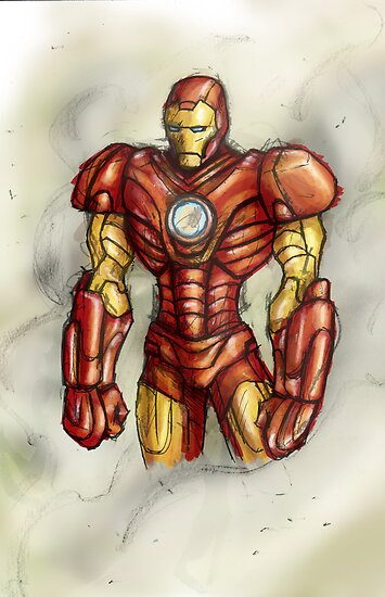 Ironman by LilyM