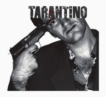 Tarantino head shot by milkyt
