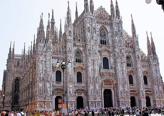 milan cathedral by xxnatbxx