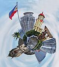 Little Planet: Manila by Yhun Suarez