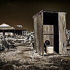 The Outback Dunny by Pene Stevens