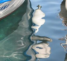 Water Reflection 2 © by JUSTART