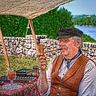 Steamer Captain by Peter Thorpe