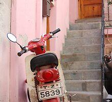 Bike stop by SweetLemon