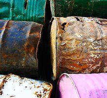 Barrels by Benjamin Sloma