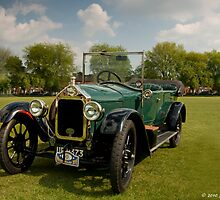Wolseley Tourer by David J Knight