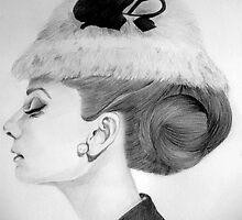 Audrey Hepburn by CSSART