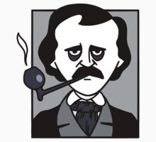 Edgar Allan Poe by SpikeysStudio