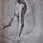 Woman5 by arlenecalamaya