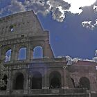ROMAN COLOSSEUM by gracestout2007