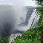 Victoria Falls - Zambezi River Zambia and Zimbabwe by corder-courtier