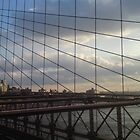 Brooklyn Bridge, New York by corder-courtier