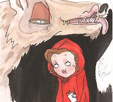 Little Red Riding Hood by sianhaldane