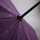 Purple Umbrella by Jonice