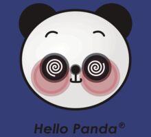 Hello Panda dazzling T-Shirt T-Shirt