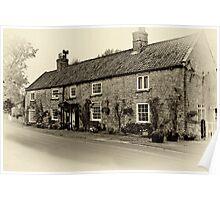 Coxwold Tea Rooms  Poster