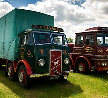 1947 ERF Chinese Six by David J Knight
