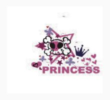 PINK PRINCESS TEE by Tracy Jule