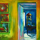 Interior by Magdalena  Mirowicz