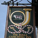 The Cow and Bugle? by ellismorleyphto