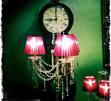 iPhone -  lamps & Clock by TeAnne