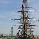 HMS Bounty by MaryinMaine