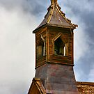 Bodie Church Steeple by Xcarguy