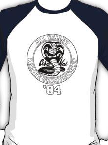 Cobra Kai All Valley Karate Tournament T-Shirt