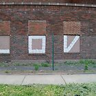 The Wall of LOVE by Diane Trummer Sullivan