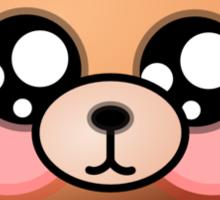 Hello Bear T-Shirt Sticker