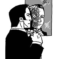 Two Face by Sturstein