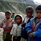 mountain kids by tim buckley | bodhiimages