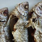 Dried Fish by Rob Moffatt