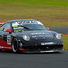 Australian GT Championship | EASTERN CREEK RACEWAY | Sports Car Carnival 2010 | Shane Smollen | Porsche GT3 by DavidIori