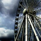 Wheel go round by Mark Malinowski