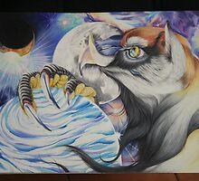 Celestial Shaman by Lyrebird