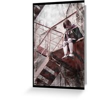 Gothic Photography Series 140  Greeting Card