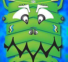Illustrator Mask by John Singer